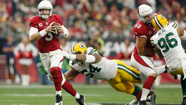 Il y a quelques semaines, les Cardinals ont battu les Packers 38 à 8... (Christian Peterson - Getty)
