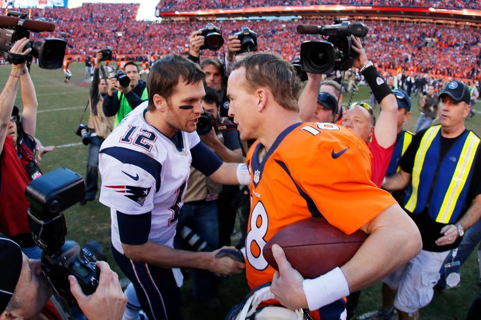 Brady VS Manning, acte XVII (Kevin C. Cox, Getty)