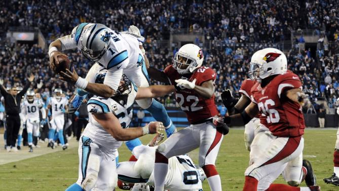 impossible d'arrêter Super Cam... (Mike McCarn, AP)