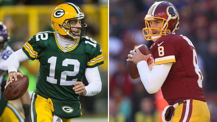 Kirk Cousins peut-il remporter son duel face à Aaron Rodgers ? (USA Today)