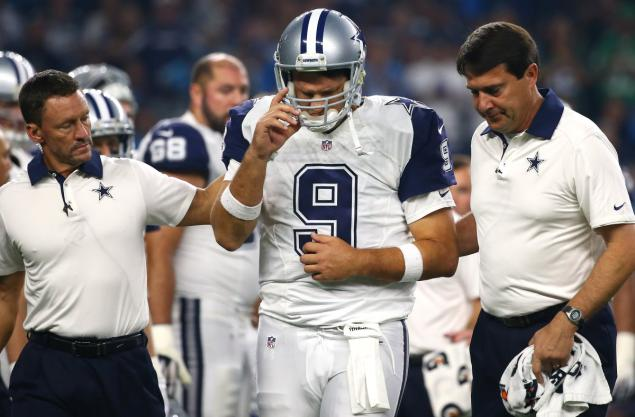 Il est temps de trouver un successeur à Tony Romo (Tom Pennington, Getty)