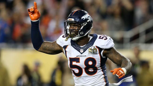 Prolonger Von Miller, la priorité des Broncos (Patrick Smith, Getty)