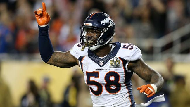 Prolonger Von Miller, la priorité des Broncos (Patrick Smith, Getty)
