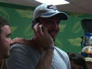 Paxton Lynch reçoit l'appel des Broncos (ESPN)