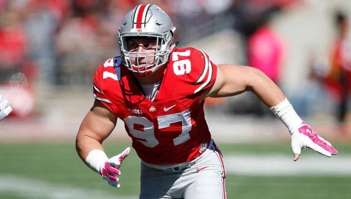 Joey Bosa (Getty)