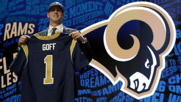Jared Goff, numéro 1 de la Draft 2016 (LA Times)