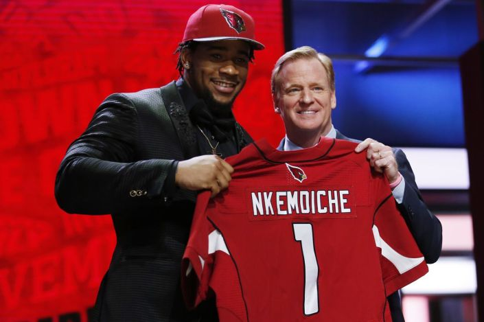 Robert Nkemdiche rejoint le désert de l'Arizona (USA Today)