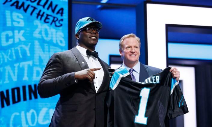 Vernon Butler, nouvel atout de la ligne défensive des Panthers (USA Today)