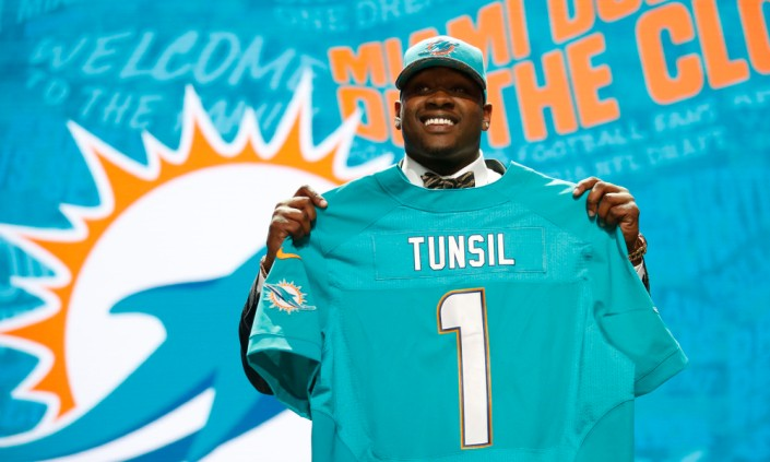 Laremy Tunsil (USA Today)