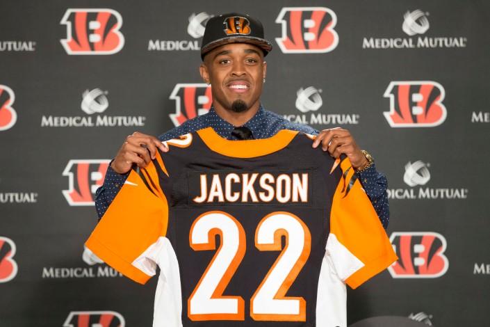 William Jackson, le 1er choix des Bengals (AP)