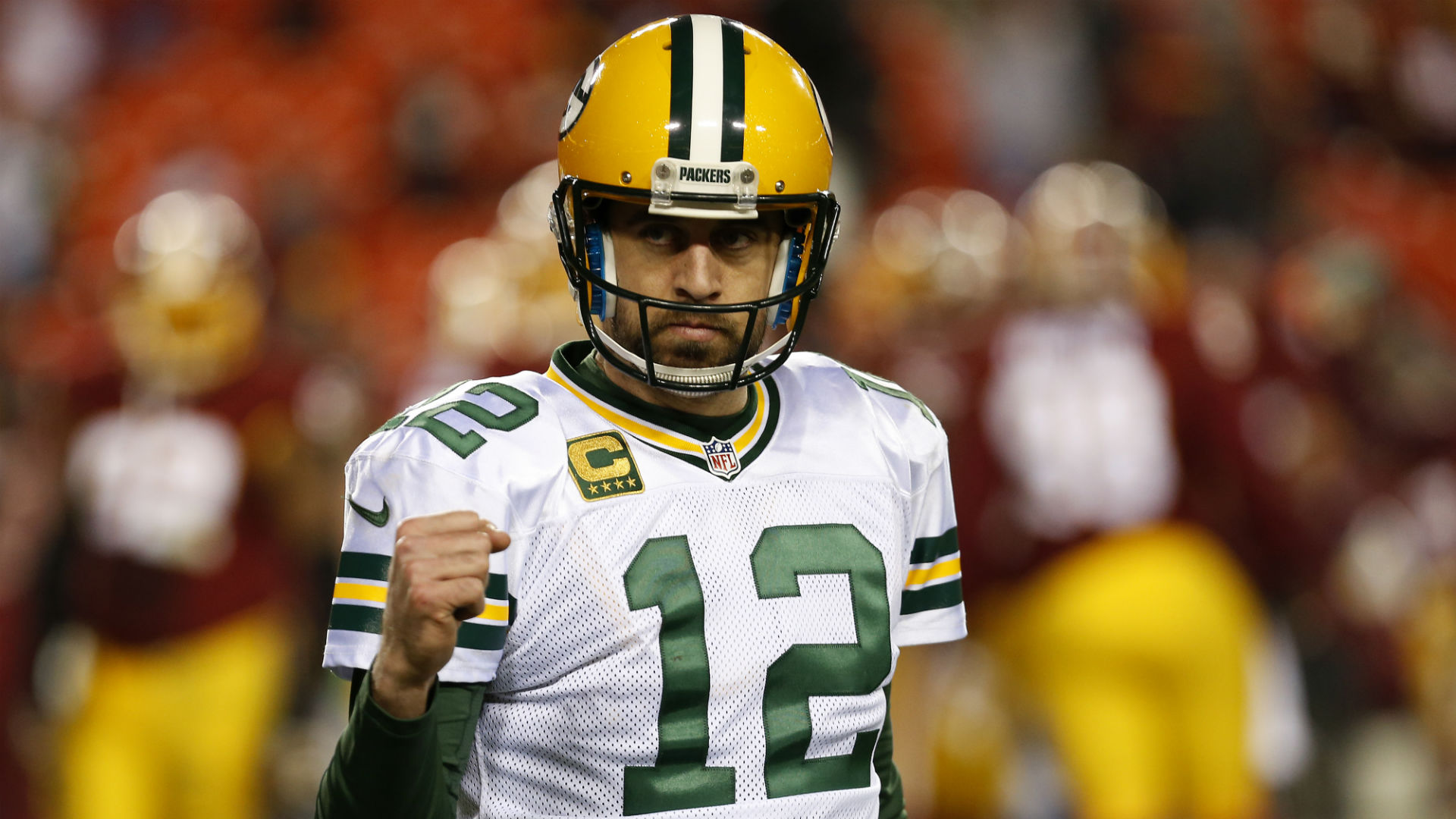 Aaron Rodgers reste la référence (Getty)