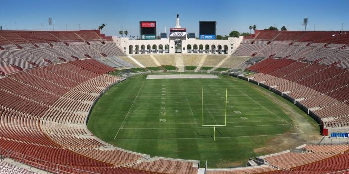Le Coliseum, stade des USC Trojans