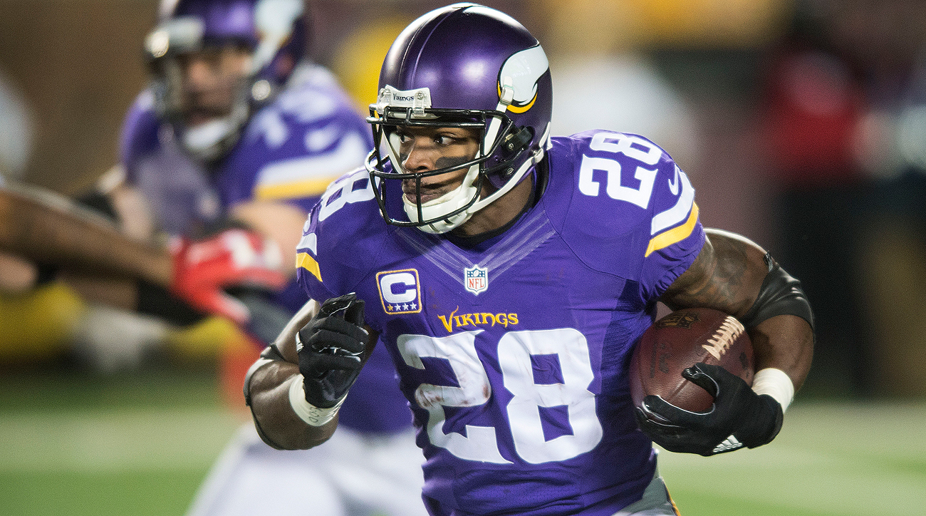 Adrian Peterson peut-il rester le patron ? (Getty)