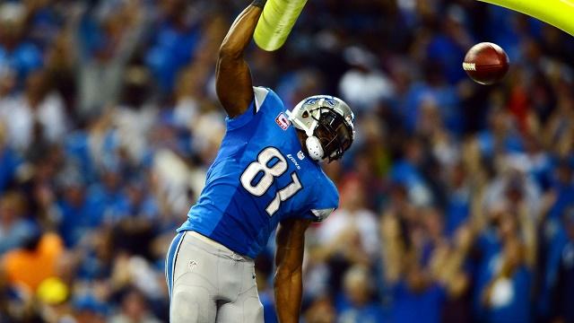 Les Lions et le NFL en général perdent un grand receveur (Rantsports)
