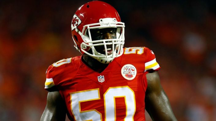 Le retour de Justin Houston sera très important pour la défense de KC (Fox Sports)