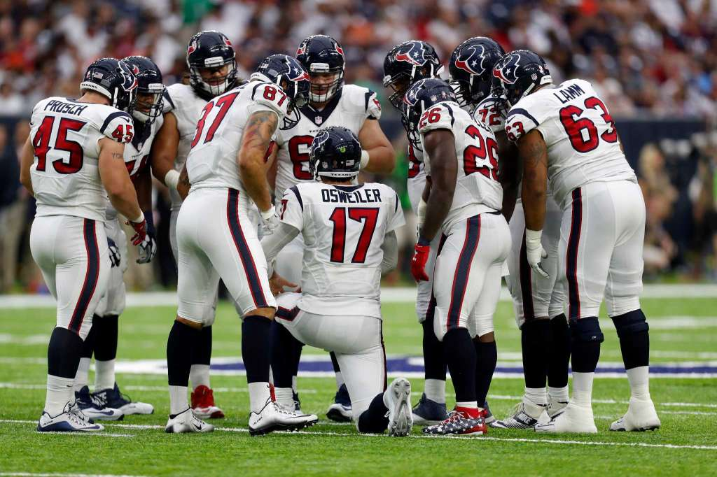 Des promesses pour Brock Osweiler et l'attaque new look des Texans (Houston Chronicle)