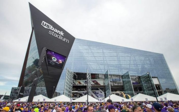 Inauguration réussie pour l'US Bank Stadium (USA Today)