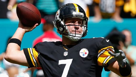 Inquiétude à Pittsburgh après la blessure de Ben Roethlisberger (AP)