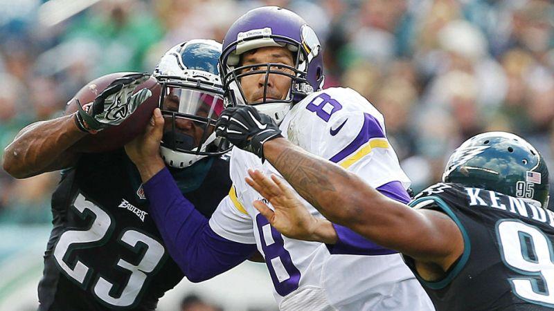 Retour compliqué à Philadelphia pour Sam Bradford (Yahoo)