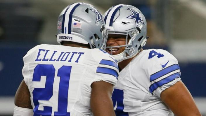 Les 2 rookies des Cowboys continuent d'impressionner (CBS)
