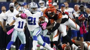 Zeke fait des dégâts (AP)