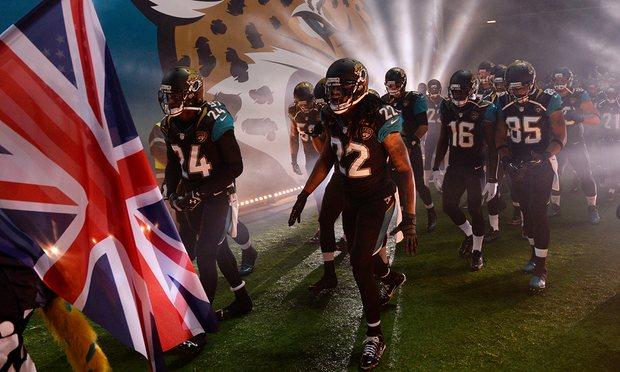 Les Jaguars ont dû attendre de voyager en Europe pour remporter leur premier match de la saison (The Guardian)