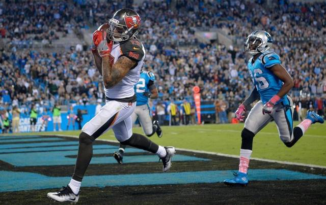 Encore un bon match de Mike Evans (Getty)