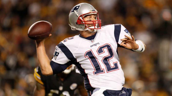 Année après année, Brady et les Pats continuent de gagner (Getty)