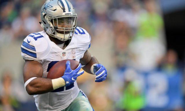 Zeke est spécial et peut faire une saison rookie historique (USA Today)