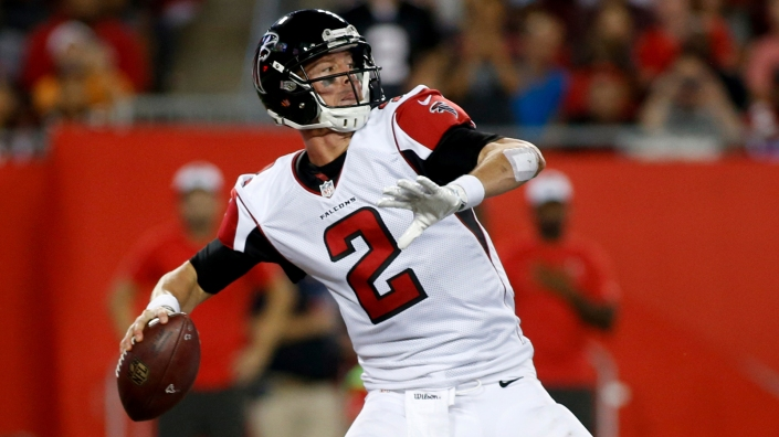 Matt Ryan continuent de voler (Sky Sports)