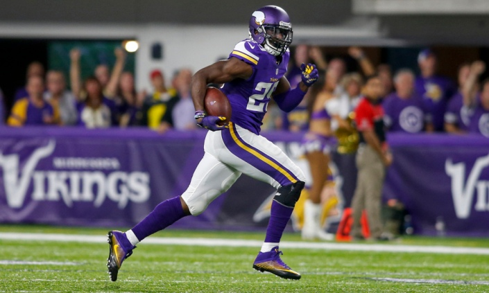 Très gros match du CB des Vikings, Xavier Rhodes (USA Today)