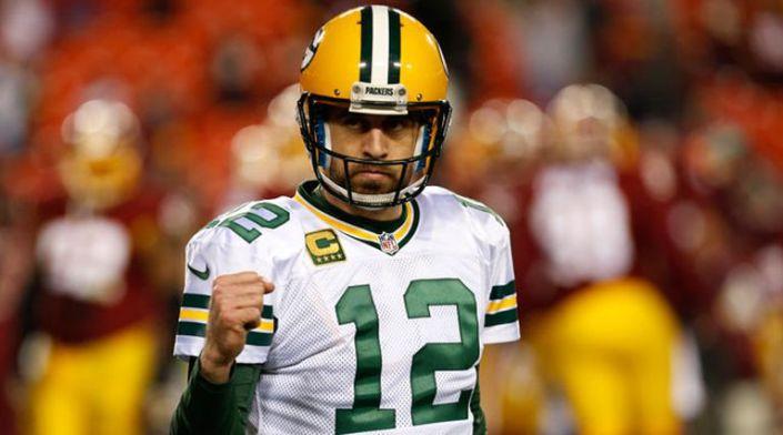 Aaron Rodgers a relancé les Packers en 2ème partie de saison (Fox Sports)