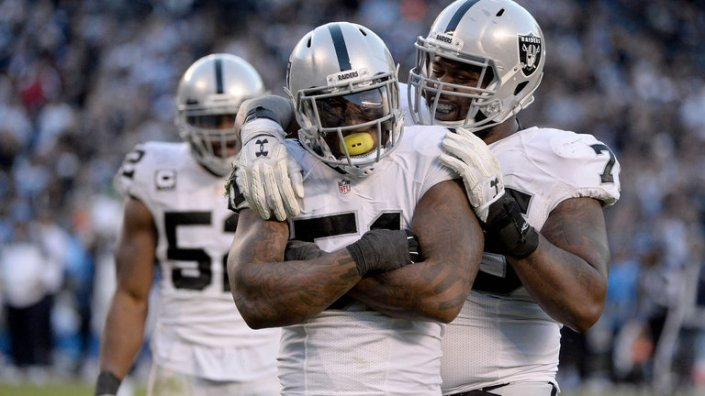 Les Raiders retrouvent les playoffs ! (Sky Sports)