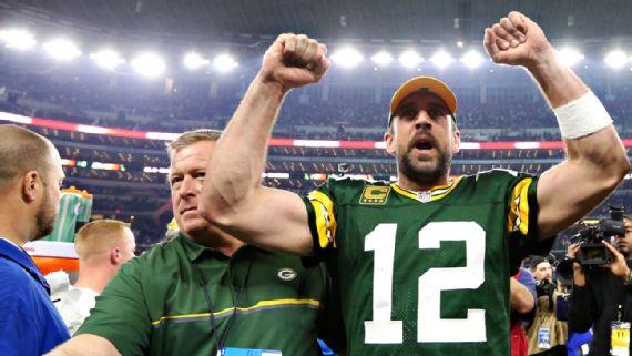 Aaron Rodgers et les Packers continuent sur leur lancée (USA Today)