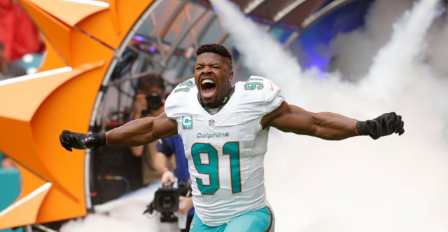 Cameron Wake est insubmersible (the Undefeated)