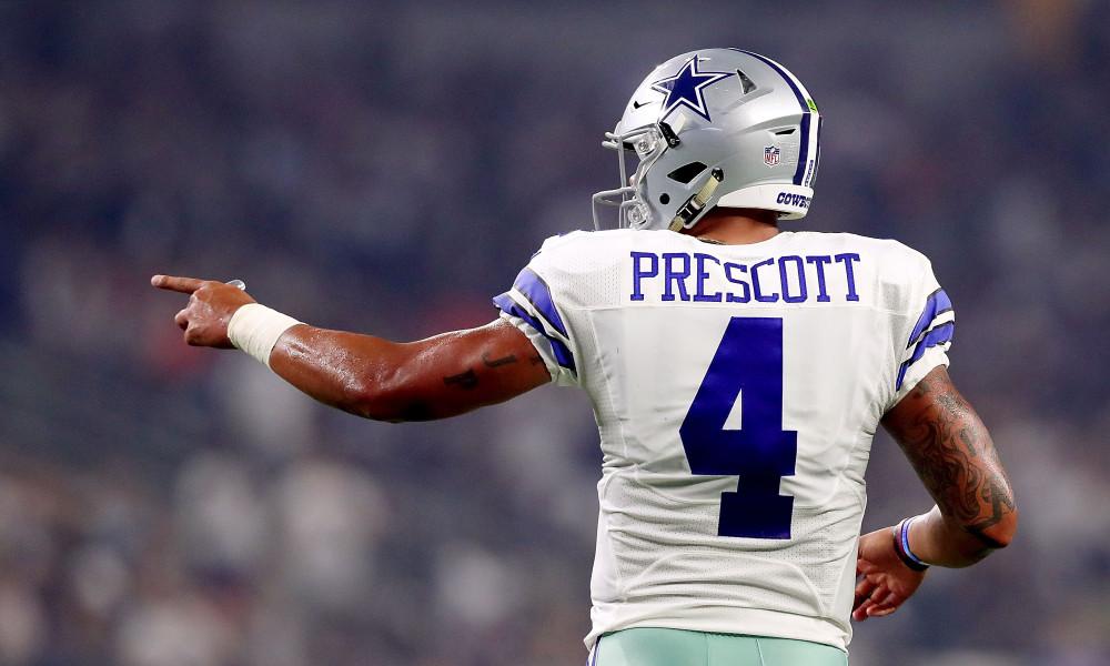 Dak Prescott, meilleur rookie offensif et une des surprises de la saison (USA Today)