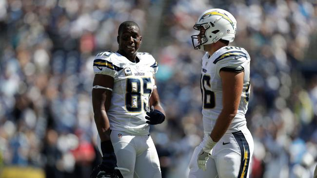 Hunter Henry semble capable de prendre le relais d'Antonio Gates (League Jacker)