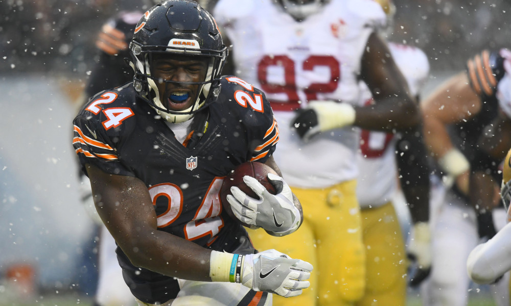 Les Bears ont trouvé leur RB du futur en Jordan Howard (USA Today)