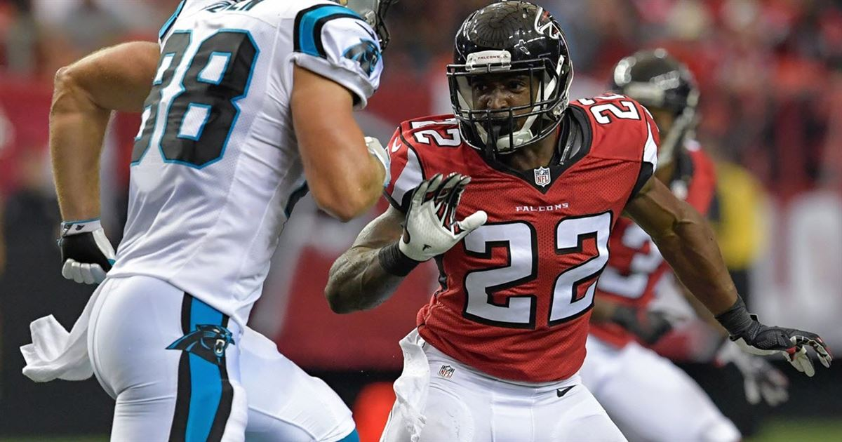 Keanu Neal, un safety d'impact qui plait au coach d'Atlanta (247sports)