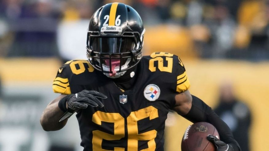 Seule une blessure a pu arrêter Le'Veon Bell (USA Today)