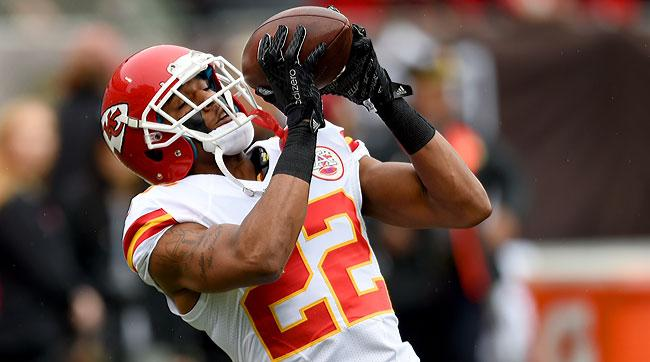 14 interceptions en 2 saisons pour Marcus Peters (SI)