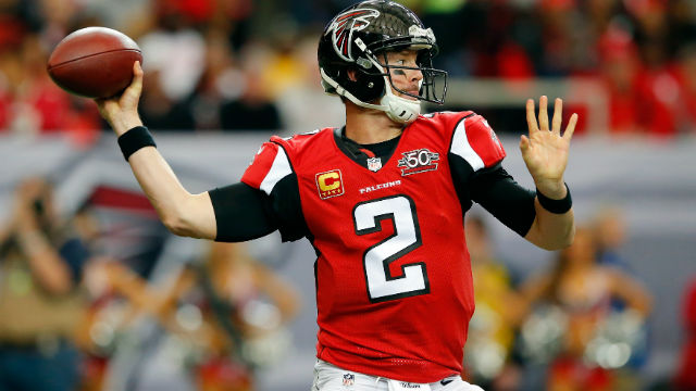 Matt Ryan, MVP de la saison 2016/2017 (Getty)